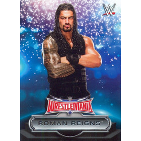 2016 WWE Road to WrestleMania - Roman Reigns Roster #7
