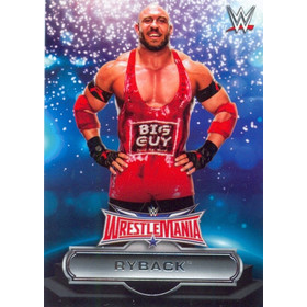 2016 WWE Road to WrestleMania - Ryback Roster #18