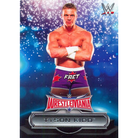 2016 WWE Road to WrestleMania - Tyson Kidd Roster #21