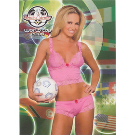 2006 Benchwarmer World Cup - Brandy Flores #43