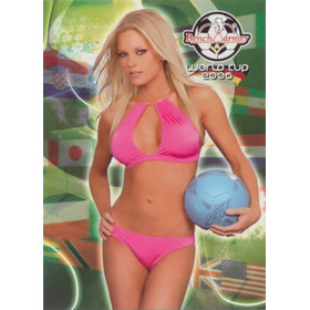 2006 Benchwarmer World Cup - Tiffany Selby #41