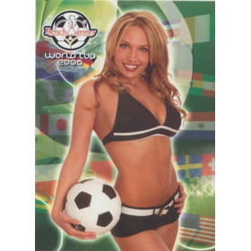 2006 Benchwarmer World Cup - Stephanie Foder #35