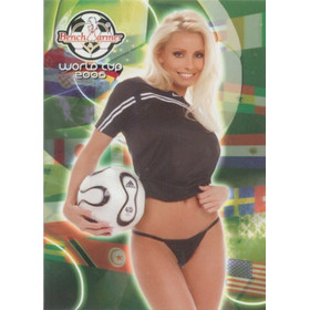 2006 Benchwarmer World Cup - Mary Riley #3