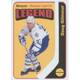 2014-15 0-PEE-CHEE - DOUG GILMOUR #576 RETRO LEGEND