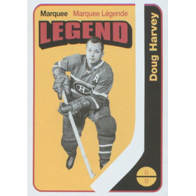 2014-15 0-PEE-CHEE - DOUG HARVEY #573 RETRO LEGEND