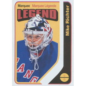 2014-15 0-PEE-CHEE - MIKE RICHTER #577 RETRO LEGEND