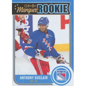 2014-15 0-PEE-CHEE - ANTHONY DUCLAIR #U41 MARQUEE ROOKIE UPDATE