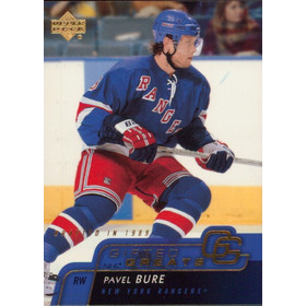 2002-03 UPPER DECK - PAVEL BURE #GG12 GIFTED GREATS