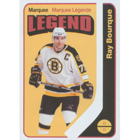 2014-15 0-PEE-CHEE - RAY BOURQUE #585 RETRO LEGEND