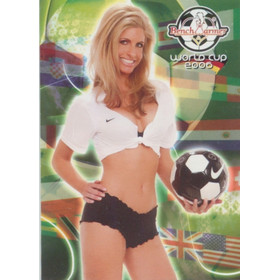 2006 Benchwarmer World Cup - Miki Twining #25