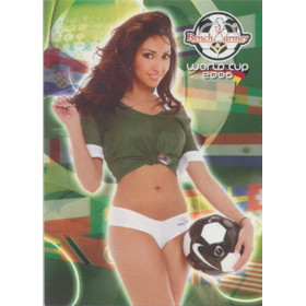 2006 Benchwarmer World Cup - Catherine Kluthe #9