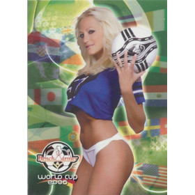 2006 Benchwarmer World Cup - Tiffany Kyees #24