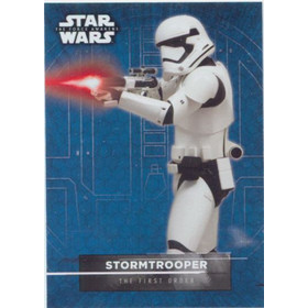 2016 Star Wars The Force Awakens - Stormtrooper Character Stickers #16