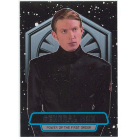 2016 Star Wars The Force Awakens - General Hux Power of the First Order #2