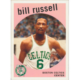 2007-08 Topps - Bill Russell The Missing Years #BR59