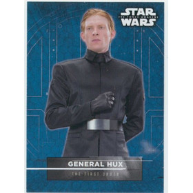 2016 Star Wars The Force Awakens - General Hux Character Stickers #13
