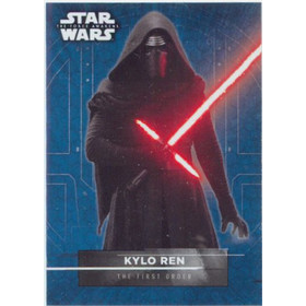 2016 Star Wars The Force Awakens - Kylo Ren Character Stickers #3