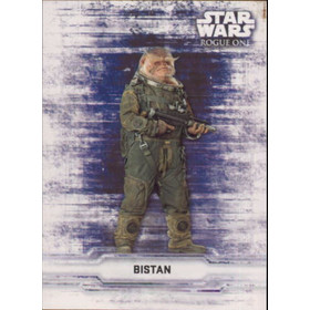 2016 Star Wars Rogue One - Bistan Character Stickers #CS12
