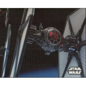 2016 Star Wars The Force Awakens - First Order Tie Fighter Concept Art #3