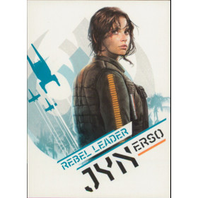 2016 Star Wars Rogue One - Jyn Erso Gallery #G2