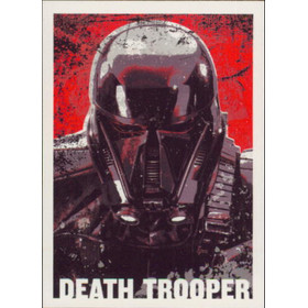 2016 Star Wars Rogue One - Death Trooper Character Icons #CI-4
