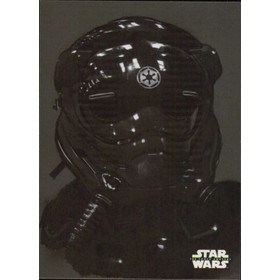 2016 Star Wars The Force Awakens - First Order Tie Fighter Pilot Concept Art #5