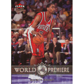 2006-07 Ultra - Quincy Douby World Premiere RC #225