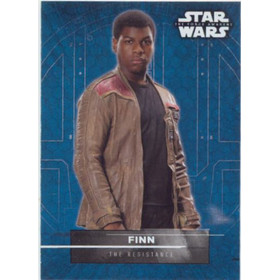 2016 Star Wars The Force Awakens - Finn Character Stickers #1
