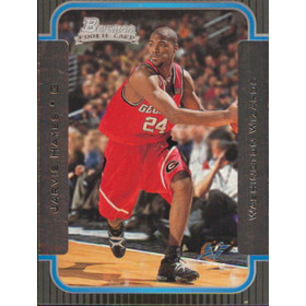 2003-04 Bowman - Jarvis Hayes RC #134