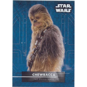 2016 Star Wars The Force Awakens - Chewbacca Character Stickers #7