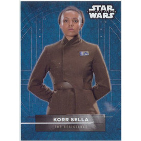 2016 Star Wars The Force Awakens - Korr Sella Character Stickers #17