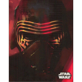 2016 Star Wars The Force Awakens - The Mask of Kylo Ren Concept Art #9