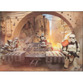 2016 Star Wars Rogue One - Imperial Tank & Troopers Montages #M6