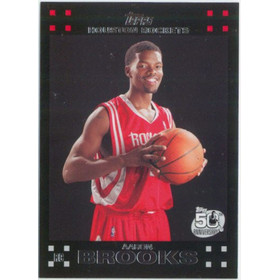 2007-08 Topps - Aaron Brooks RC #135