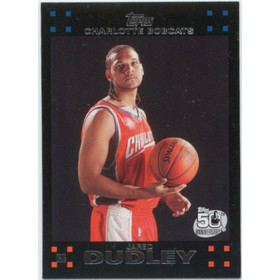 2007-08 Topps - Jared Dudley RC #132