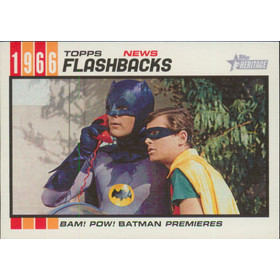 2015 Topps Heritage - Batman News Flashbacks #NF-1