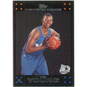 2007-08 Topps - Nick Young RC #126