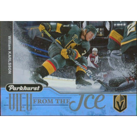 2018-19 PARKHURST - WILLIAM KARLSSON #VI-7 VIEW FROM THE ICE