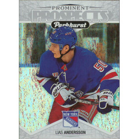 2018-19 PARKHURST - LIAS ANDERSSON #PP-19 PROMINENT PROSPECTS