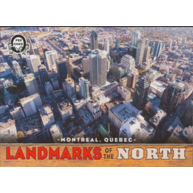 2018-19 OPC COAST TO COAST - MONTREAL, QUEBEC #LN-30 LANDMARKS OF THE NORTH