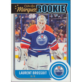 2014-15 O-PEE-CHEE - LAURENT BROSSOIT #509 MARQUEE ROOKIE