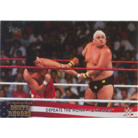 2016 WWE Road to WrestleMania - Dusty Rhodes Tribute #1