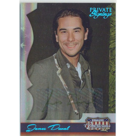 2008 Americana II - James Duval Private Signings #254 23/50