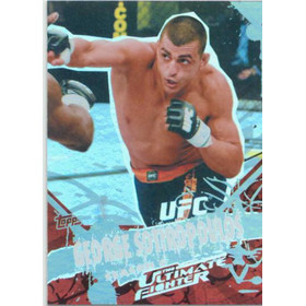 2010 UFC Main Event - George Sotiropoulos The Ultimate Fighter #TT-32