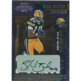 2008 Playoff Contenders - Shaun Bodiford RC #232