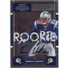 2008 Playoff Contenders - Terrence Wheatley RC #221