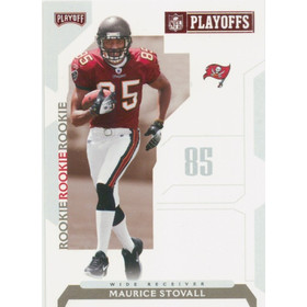 2006 Playoff NFL Playoffs - Maurice Stovall Red #94