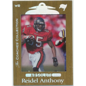 1999 Absolute SSD - Reidel Anthony Coaches Collection Silver #102 228/500
