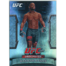 2009 UFC - Rashad Evans Greats of the Game #GTG-14