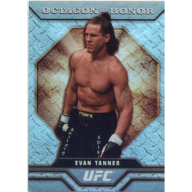 2009 UFC - Evan Tanner Octagon of Honor #OOH-7